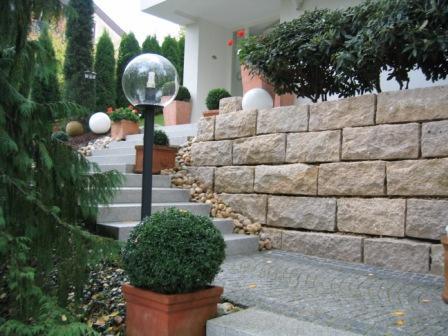 Feuchter Natursteine Gro 223 Quader